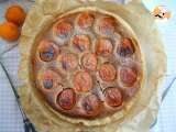 Recipe Apricot tart - Gluten free and Vegan