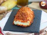 Recipe Baked cod with chorizo crust