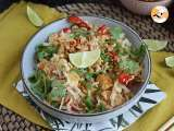 Recipe Pad thai with tofu