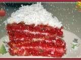 Recipe Red velvet fruit cake