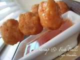 Recipe Shrimp and fish balls