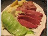 Recipe Corned beef & cabbage