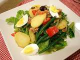 Recipe The thanksgiving blubber riddance: salade niçoise