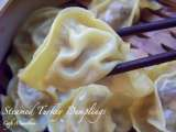 Recipe Steamed dumplings
