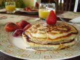 Recipe Tiganites: greek pancakes
