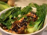 Recipe Narita teriyaki salmon soba soup