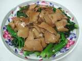 Recipe Chinese broccoli with abalone