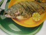 Recipe Grilled fish chutney wali