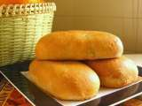Recipe Spicy potato and pea bolsos (filled pocket breads)