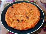 Recipe Carrot kesari