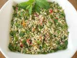 Recipe Tabouleh Salad