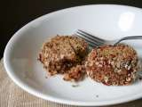 Recipe Black-eyed pea and quinoa croquettes