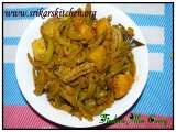 Recipe Tindora aloo curry