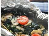Recipe Rainbow trout en papillote
