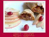 Recipe Apple strudel - daring bakers challenge for may 09
