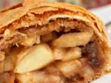 Recipe Authentic austrian apple strudel ( apfelstrudel )
