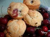 Recipe Boston Cream Cake Roll and Cherry Muffins