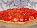 Recipe A fresh strawberry tart from julia child!
