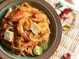 Recipe Mamak fried noodles - mee goreng mamak