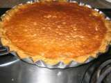 Recipe Lemon treacle tart