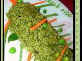 Recipe Palak(spinach) rice