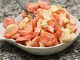 Recipe Carrot apple salad