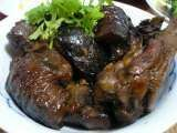Recipe Braised duck with sea cucumber