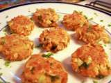 Recipe Leftover roast chicken fritters (for lack of a better name)