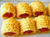 Recipe Pineapple tart