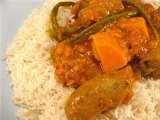 Recipe Curried sausages