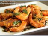 Recipe Crispy butter prawns recipe