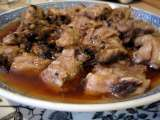 Recipe Steamed pork ribs