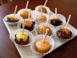Recipe Mini caramel apples