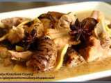 Recipe Braised sea cucumber with spare ribs recipe