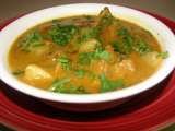 Recipe Mutton curry/ aloo gosht