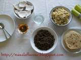 Recipe Kala channa (black chickpeas) for the 8th day of navratri
