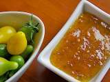 Recipe Green tomato marmalade