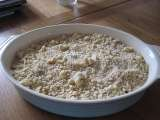 Recipe Rachel allen's blackberry and apple crumble