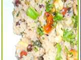 Recipe Kidney bean, mushroom and cashew nut risotto