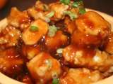 Recipe Day two of asian flava - orange chicken