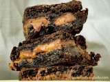 Recipe Peanut butter chocolate decadent brownies