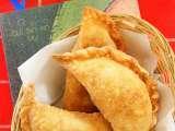 Recipe Pastel goreng // indonesian fried pastry