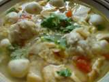 Recipe Fish ball soup
