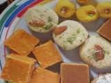 Recipe Nagpur ka santra ( orange ) barfi & kayani bakery's shrewsbury biscuit