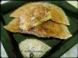 Recipe Masala dosa