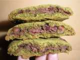 Recipe Early christmas cheers - green tea cookie recipe, easy craft & two gift-aways