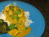 Recipe A fragrant chicken and coconut curry from mangalore