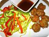Recipe Bola-bola (filipino meatballs)