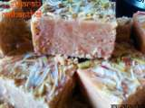 Recipe Traditional gujarati mohanthal (chickpea flour butter fudge)