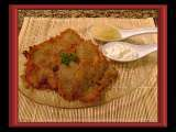 Recipe Potato pancakes and sauerkraut